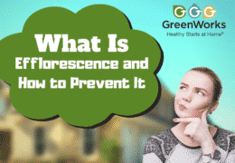 What Is Efflorescence and How to Prevent It